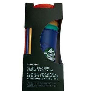 COLOR CHANGING PRIDE 2020 COLD CUPS REUSABLE (5)